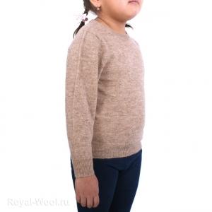 Джемпер детский из верблюжьей шерсти