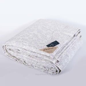 Стеганое одеяло из верблюжьей шерсти 200х210 см