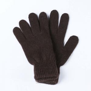 Перчатки женские из шерсти яка