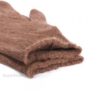 Мужские перчатки из верблюжьей шерсти