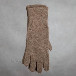 Перчатки из шерсти яка женские