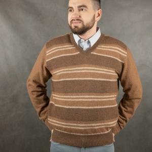 Пуловер верблюжья шерсть