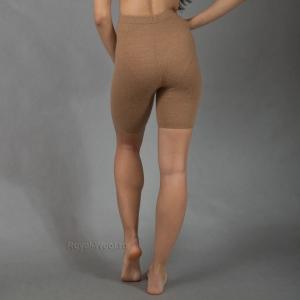 Тонкие шорты из верблюжьей шерсти