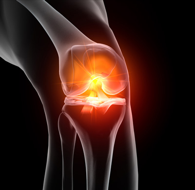 Если болит колено