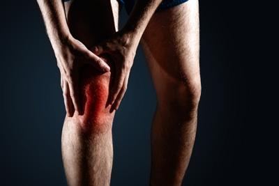 Наколенник при болях в колене