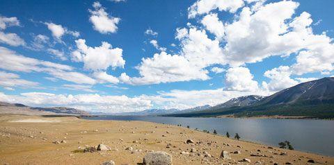 Монголия - натуральная шерсть от природы