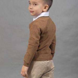 Детский шерстяной джемпер