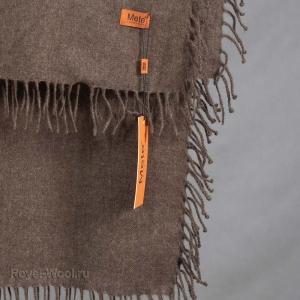 Женский платок из шерсти яка